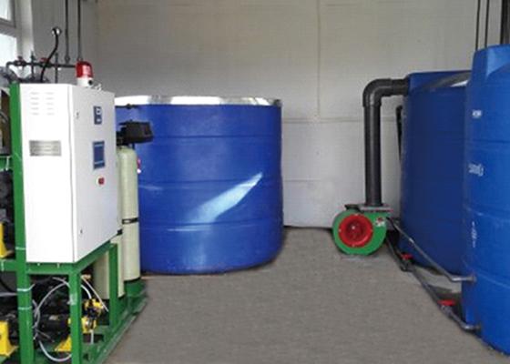 盐水电解次氯酸钠发生系统