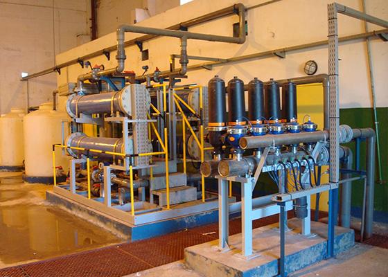 海水电解制氯系统