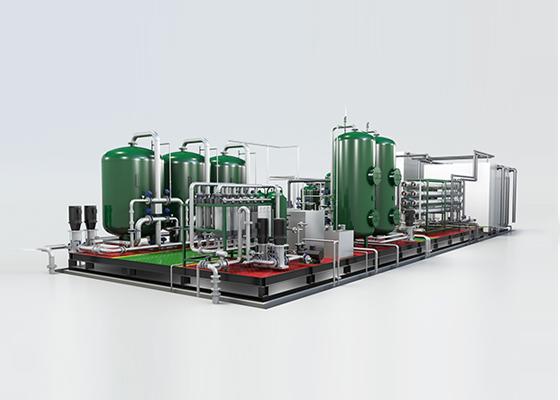 纯水高纯水处理系统